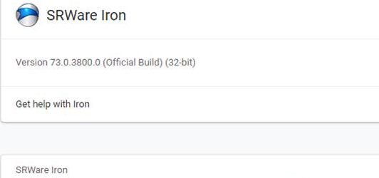 Iron browser download