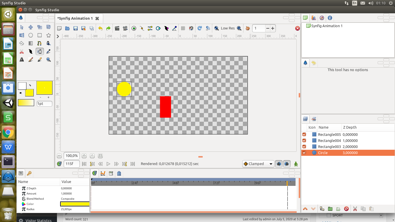 Free Graphic Design Software With Synfig Studio Download4software